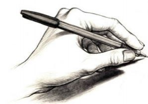 Main-écriture
